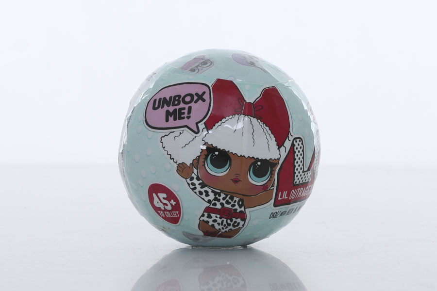 Обзор LOL dolls шар