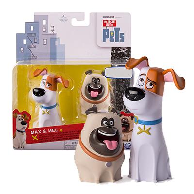 Secret Life of Pets 72816 Тайная жизнь домашних животных Виниловые фигурки героев в ассортименте