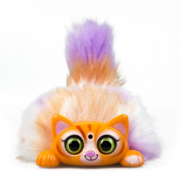 Tiny Furries 83689-5 Интерактивная игрушка Fluffy Kitties котенок Jelly