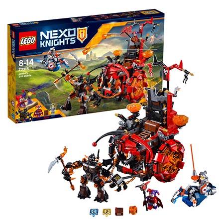 Лего Нексо Джестро-мобиль 70316
