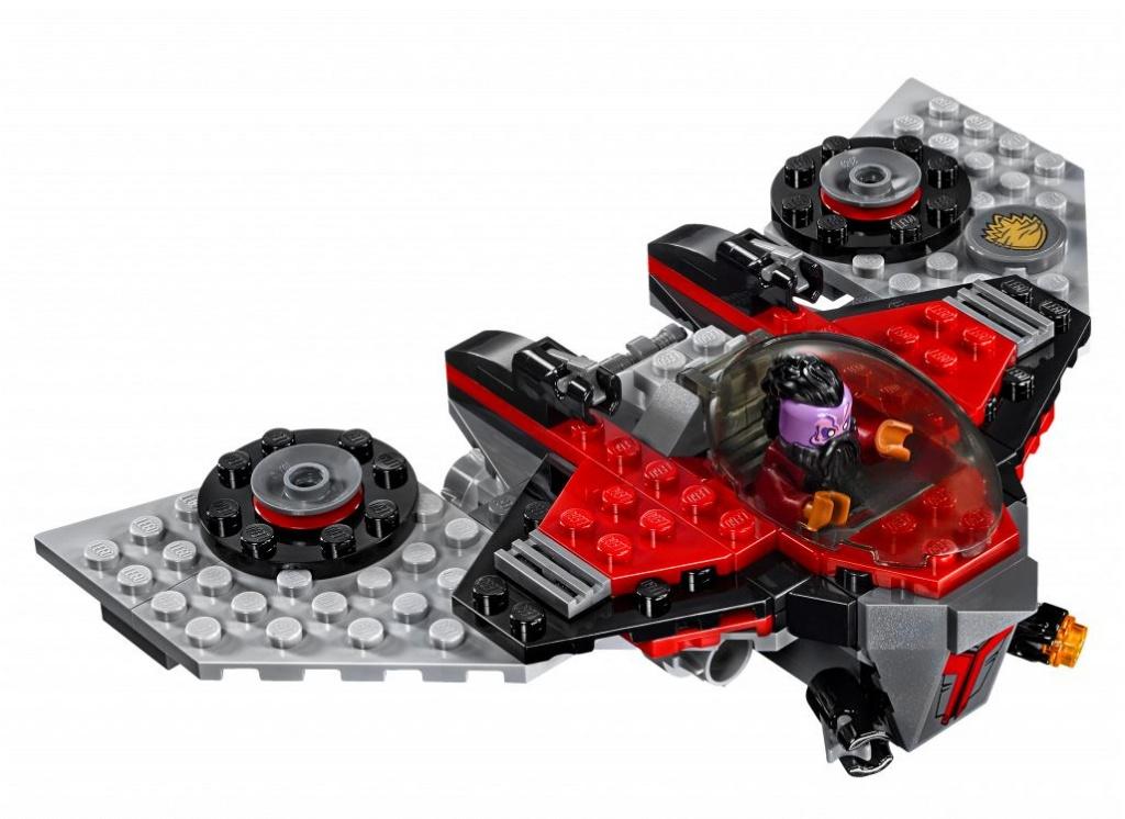 LEGO Super Heroes 76079 Лего Супер Герои Нападение Тазерфейса