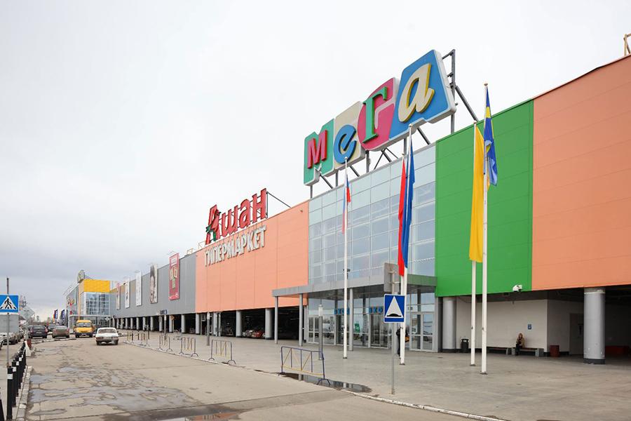 Магазин детских игрушек Toy.ru Уфа, ТЦ Мега