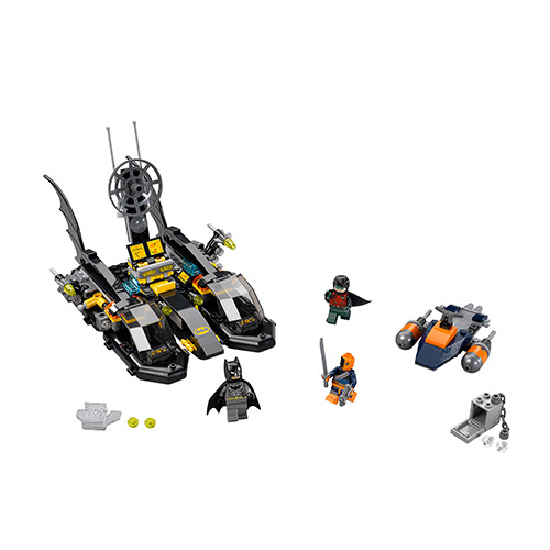 Конструктор Lego Super Heroes 76034 Лего Супер Герои Бэтмен Преследование на лодке