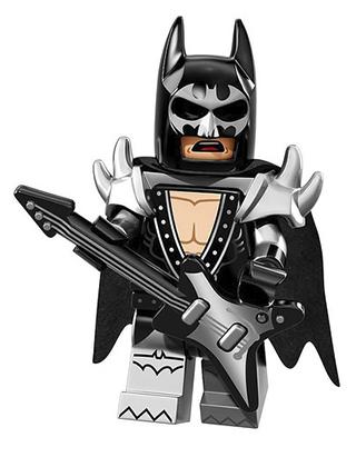Бэтмен - гламурный рокер (Glam Metal Batman)