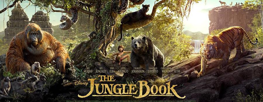 Новый фильм Книга Джунглей