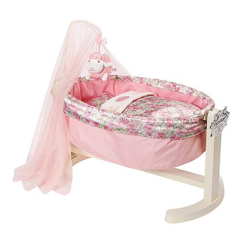Zapf Creation Baby Annabell 792-865 Бэби Аннабель Колыбель с ночником