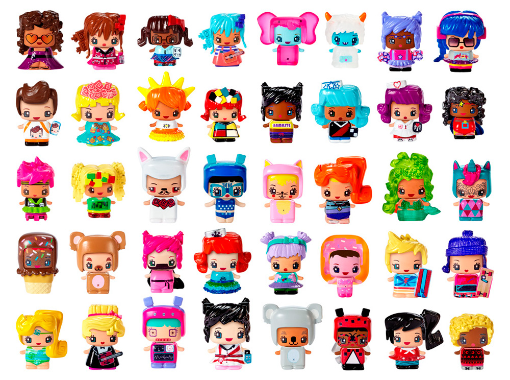 Коллекционные фигурки My Mini Mixi Q's