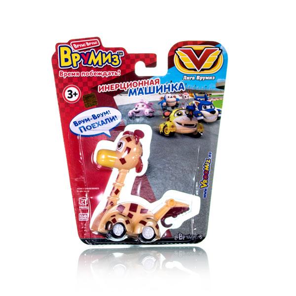 Vroomiz V8334 Врумиз Инерционная машинка - Джерри