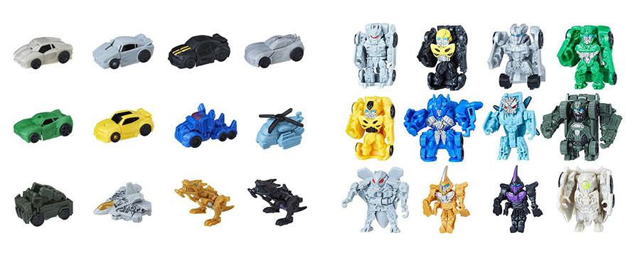 Hasbro Transformers C0882 Трансформеры 5: Мини-Титан в ассортименте