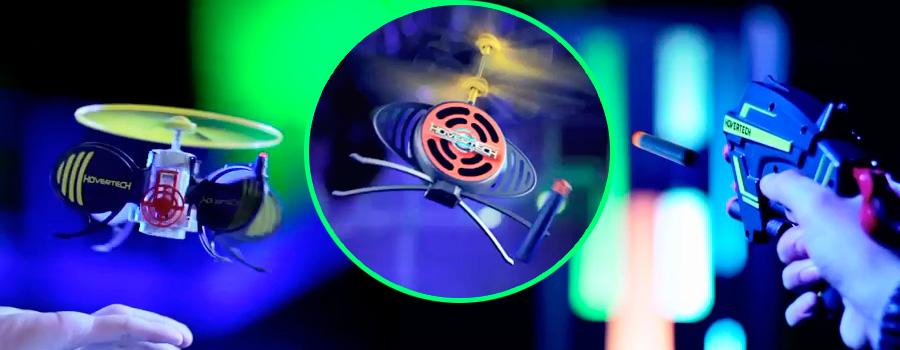 Электронный тир HoverTech