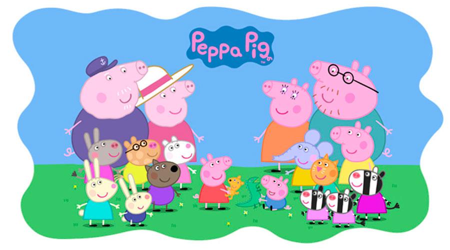 Игрушки Свинка Пеппа