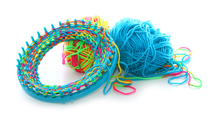 Наборы для вязания Cra-z-knitz