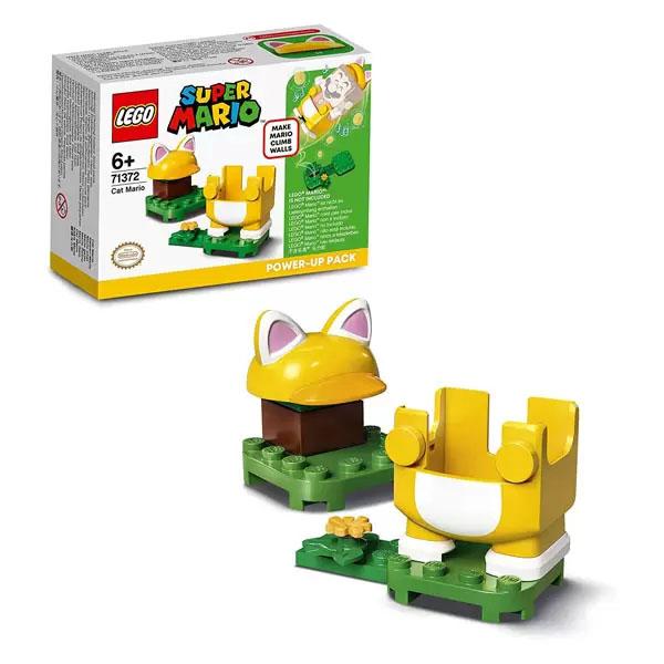 LEGO Super Mario 71372 Конструктор ЛЕГО Супер Марио Набор усилений