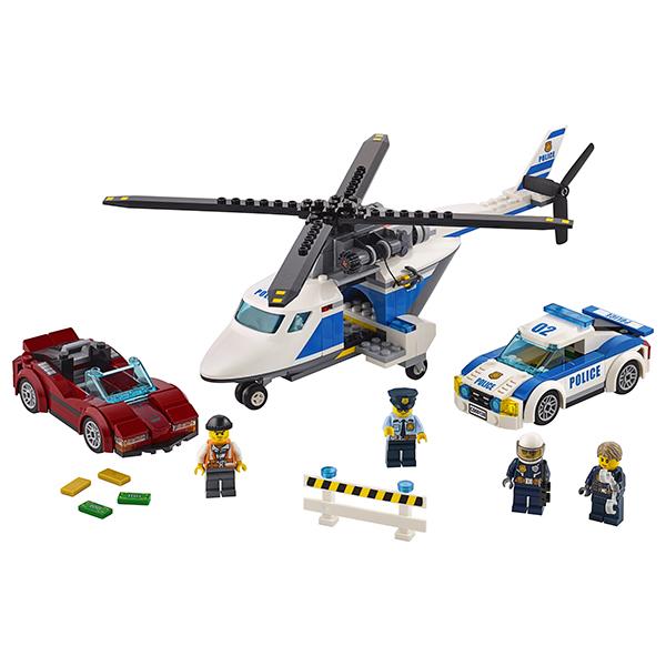 LEGO City 60138 Лего Город Стремительная погоня