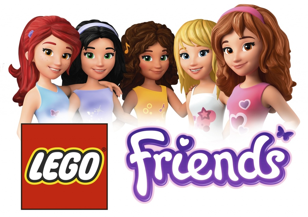 LEGO FRIENDS (ЛЕГО ПОДРУЖКИ)