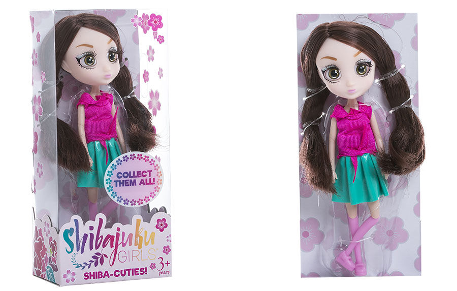 мини кукла Намика