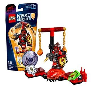Лего Нексо Предводитель монстров – Абсолютная сила 70334
