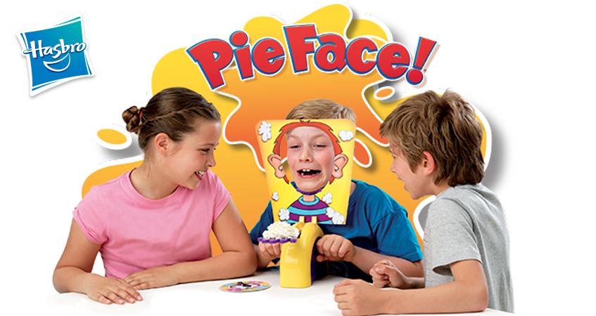 Настольная игра Пирог в Лицо от Hasbro