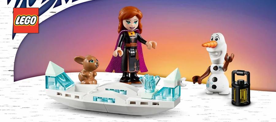 Конструкторы LEGO Disney