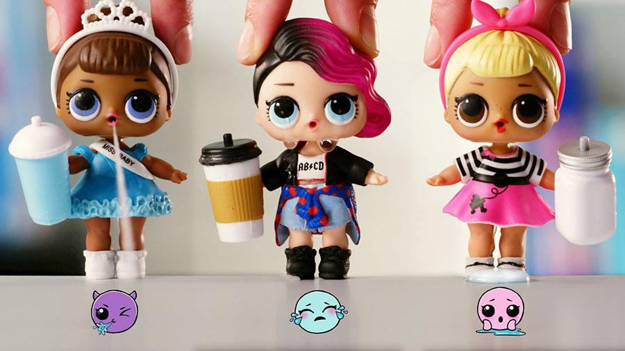 Обзор LOL dolls особенности