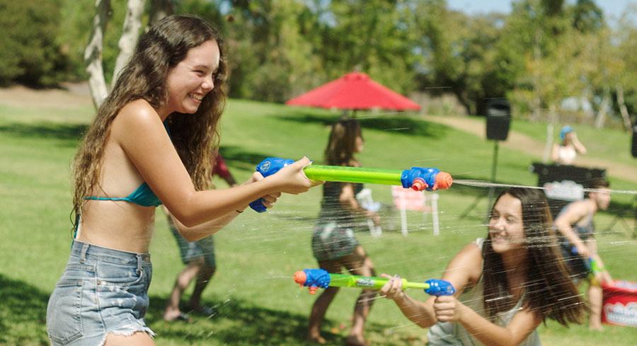 водное оружие Bunch O Balloons