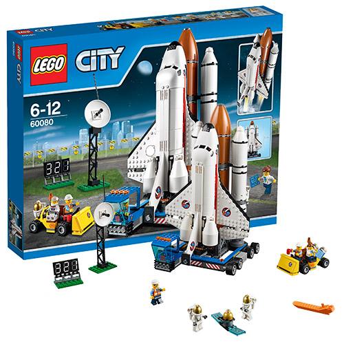 Конструктор Lego City 60080 Лего Город Космодром