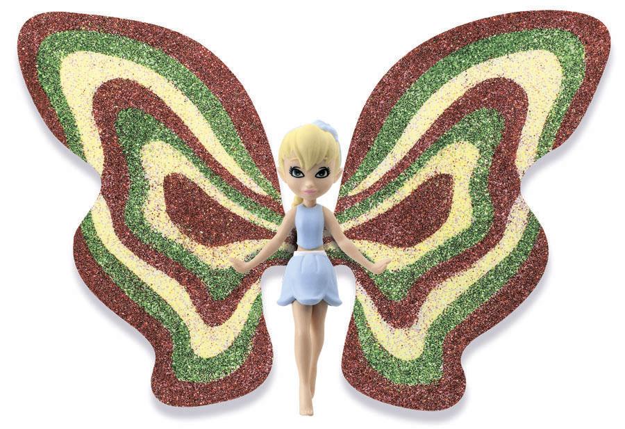 Кукла Фея Тюльпан Shimmer Wing
