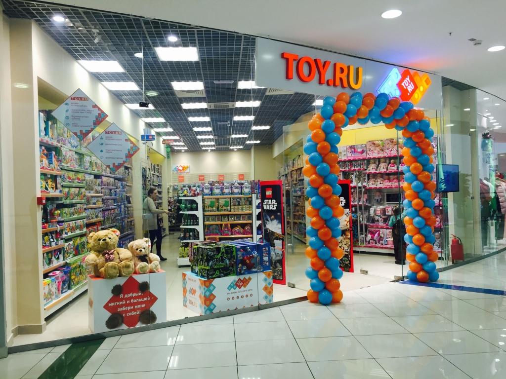 Новый магазин TOY.RU в г. Реутов!