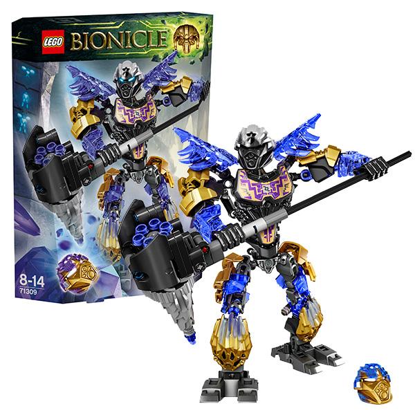 Лего Бионикл Онуа - Объединитель Земли 71309