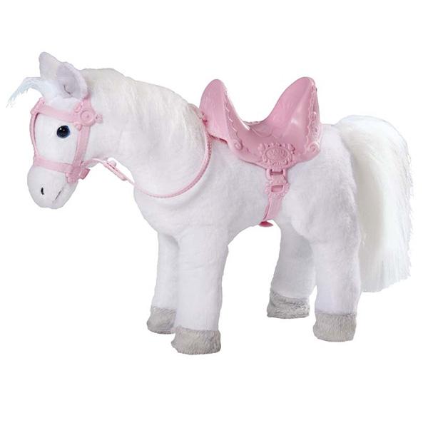 Интерактивная игрушка Zapf Creation Baby born 820-346 Лошадка белая
