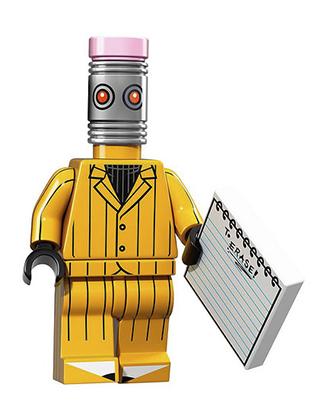 Минифигурки LEGO Minifigures 71017 БЭТМЕН