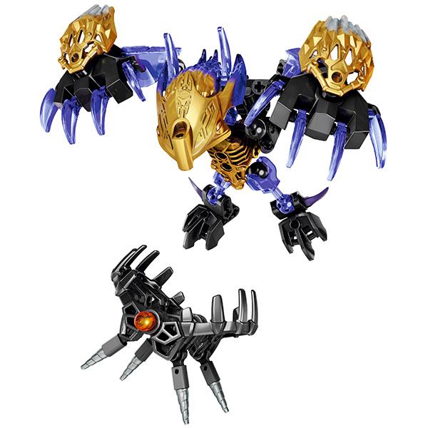 Лего Бионикл Терак, Тотемное животное Земли 71304