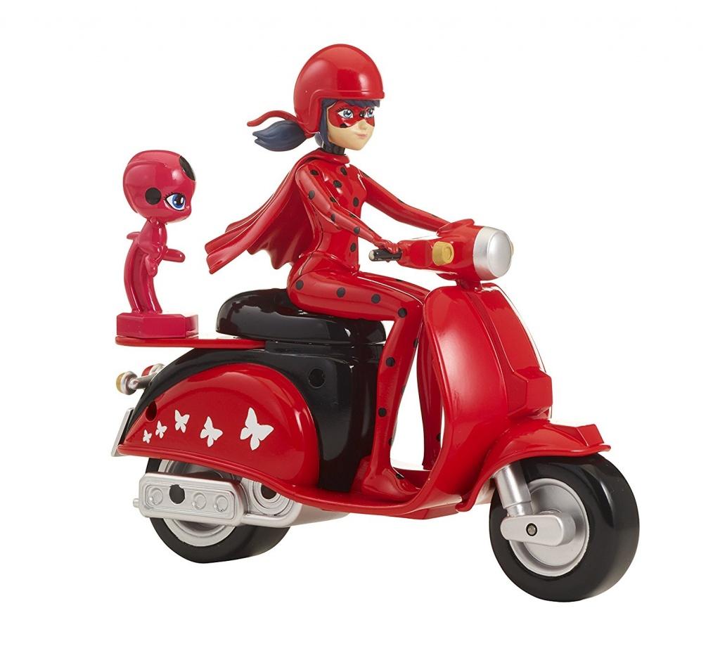 Леди Баг 39880 Леди Баг на скутере