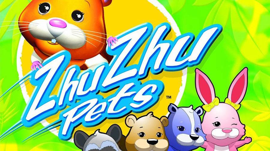 Встречайте очаровательных хомячков Zhu Zhu Pets!