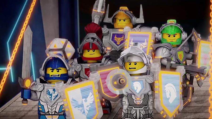 Лего Нексо Найтс 2016