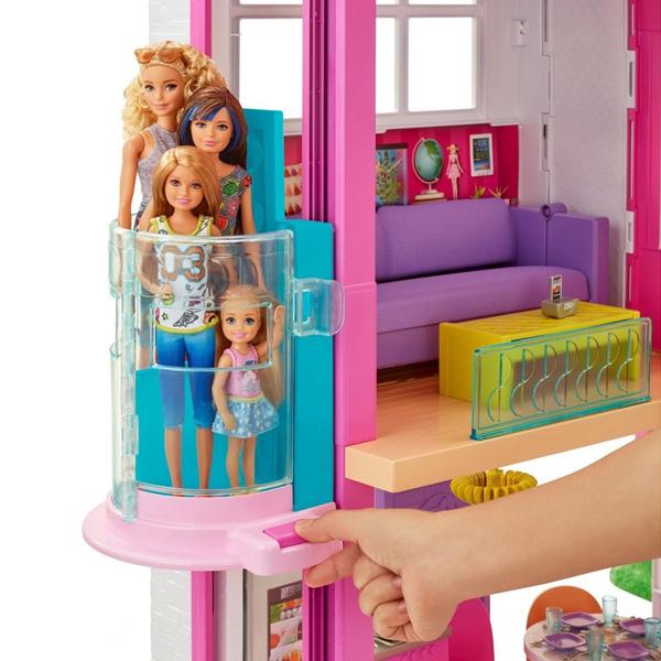 Mattel Barbie FHY73 Барби Дом мечты