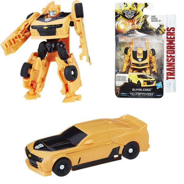 Hasbro Transformers C0889/C1327 Трансформеры 5: Оптимус Бамблби