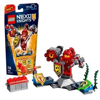 Лего Нексо Мэйси – Абсолютная сила 70331
