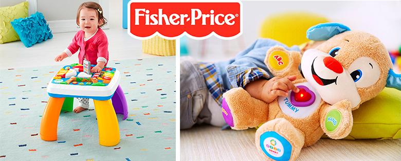 Развивающие игрушки Фишер Прайс
