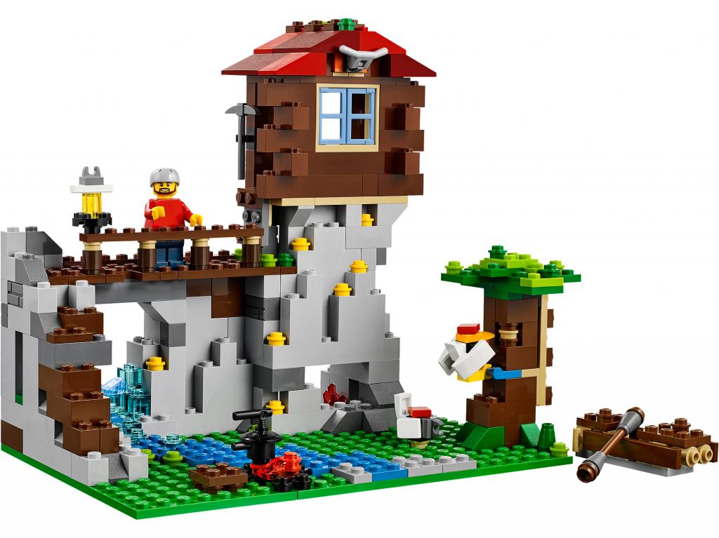 Lego Creator Горная хижина