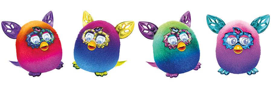 Интерактивная игрушка Furby Crystal от Hasbro - лучший подарок для ребенка!