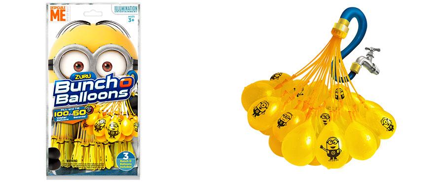упаковка набора Миньоны Bunch O Balloons