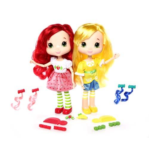 Кукла Strawberry Shortcake 12215 для моделирования причесок, 28 см