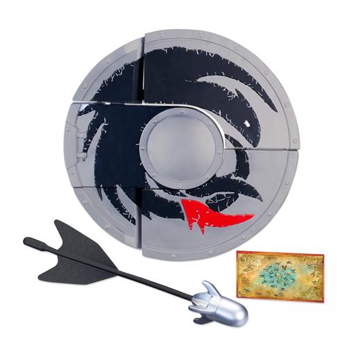 Dragons 66554_9 Дрэгонс Щит - арбалет (трансформер)