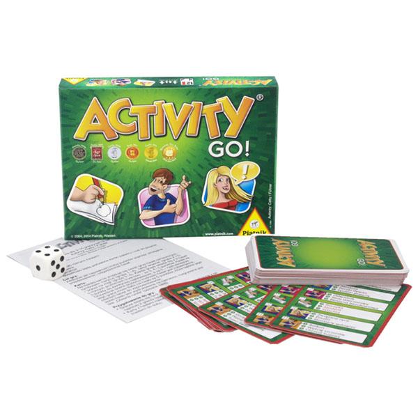 Piatnik 797996 Настольная игра Activity Вперед