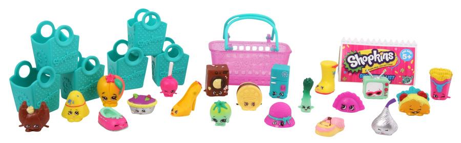 Игрушки Shopkins