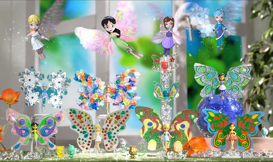 Куклы Shimmer Wing