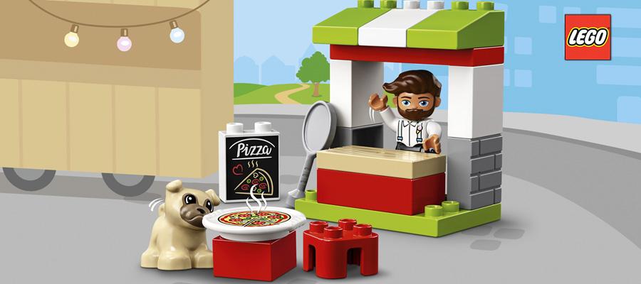 Конструкторы LEGO Duplo