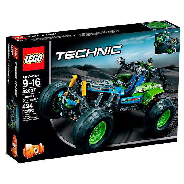Конструктор-Lego-Technic-42037-Лего-Техник-Внедорожник-упаковка