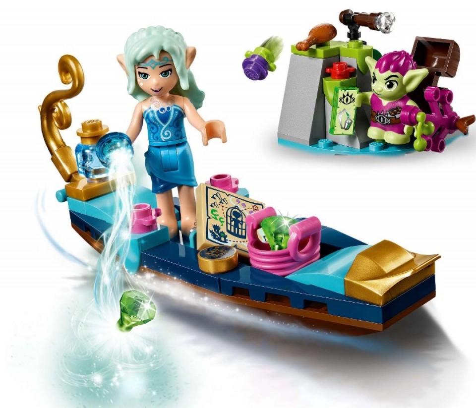 LEGO Elves 41181 Лего Эльфы Встреча Наиды с гоблином-воришкой